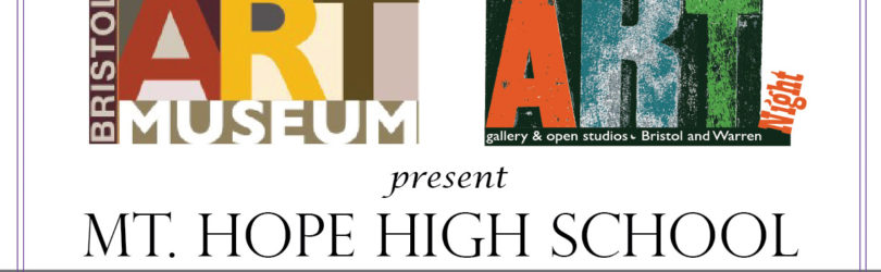 Mt. Hope High School Student Art Show!