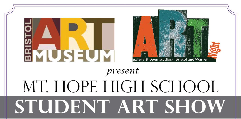 Mt. Hope High School Student Art Show!